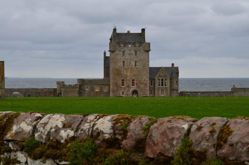 castelli dove dormire in scozia