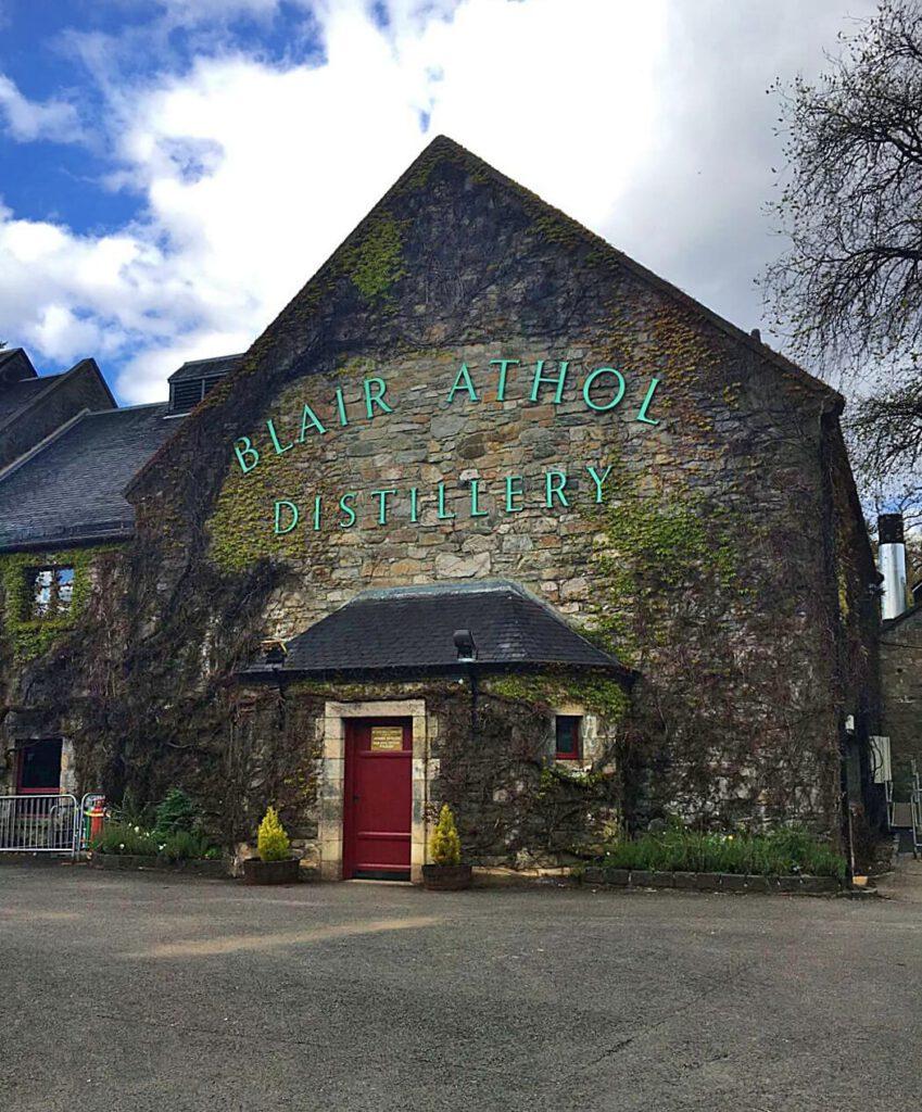 blair atholl distillery - whisky scozia - distillerie in scozia - liquori scozzesi - whisky tour scozia  - distillerie in scozia da vedere