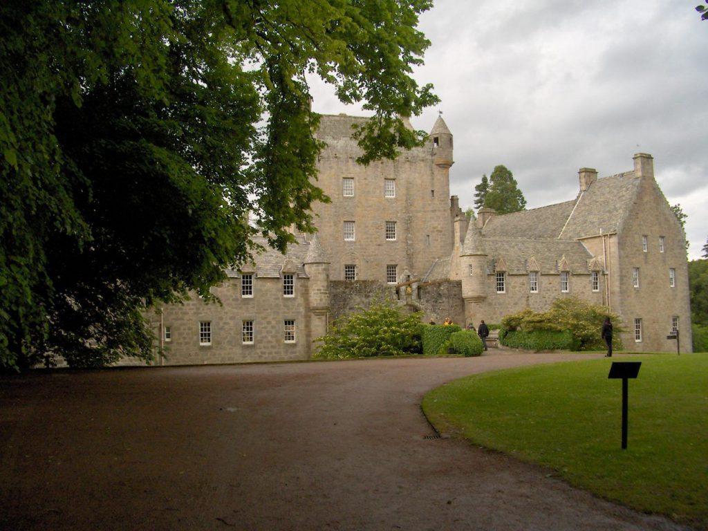 Cawdor Castle Scozia, Highlands