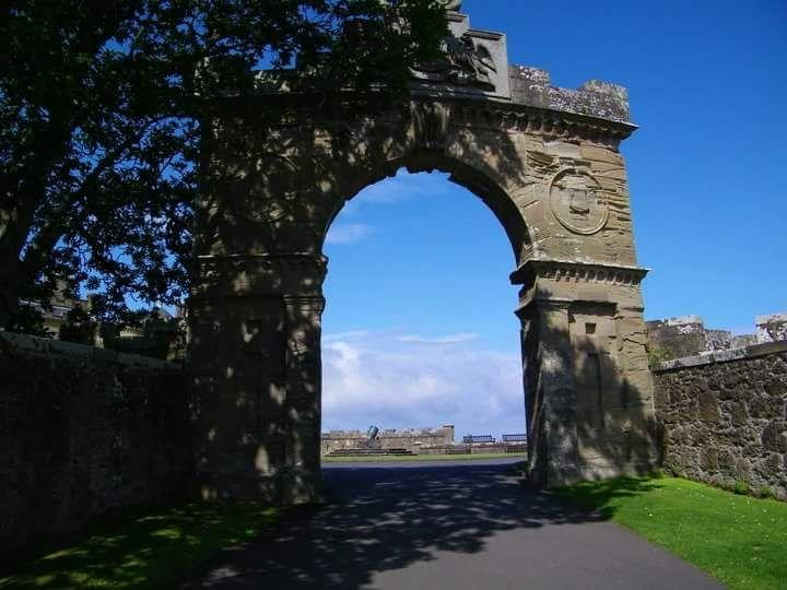 arco del castello di culzean