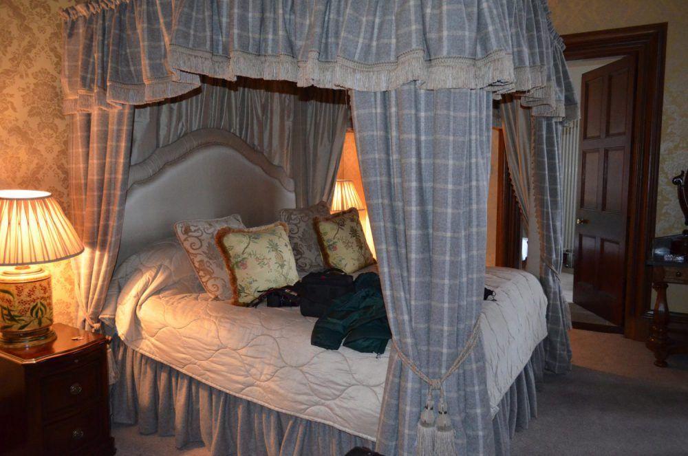 ackergill tower, dove hai dormito e mangiato in Scozia
