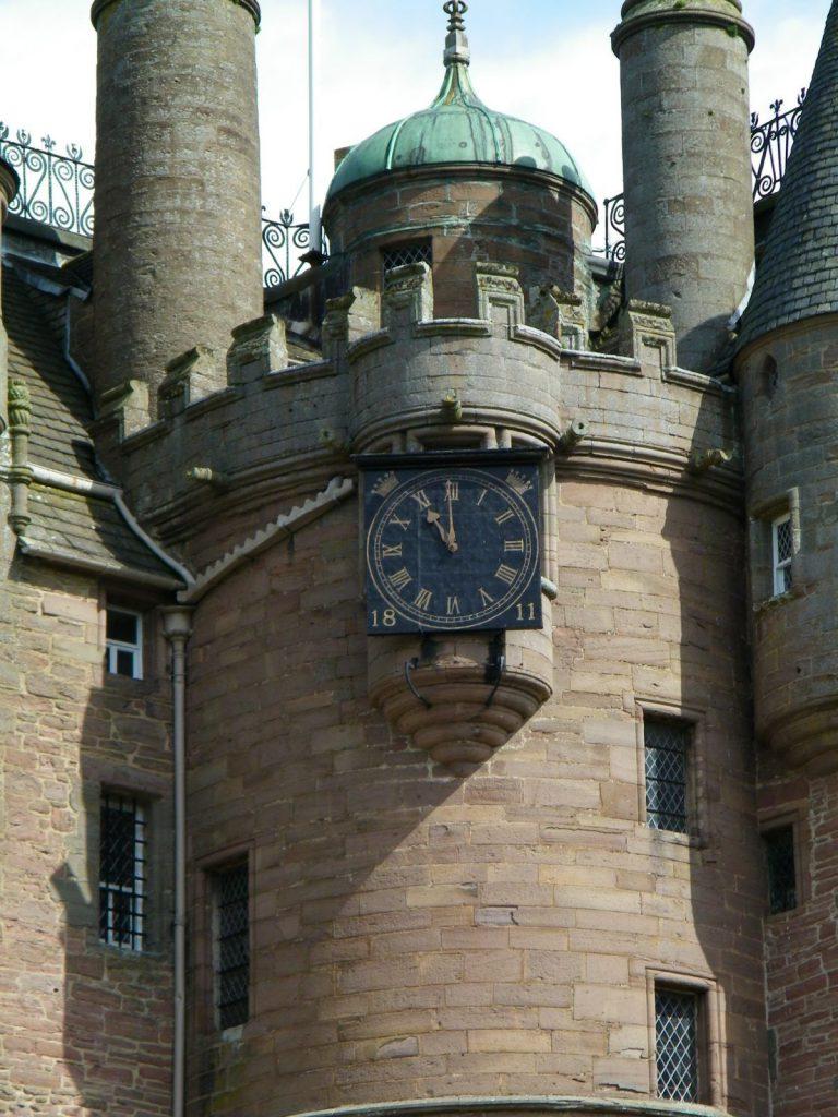 glamis castle cosa vedere