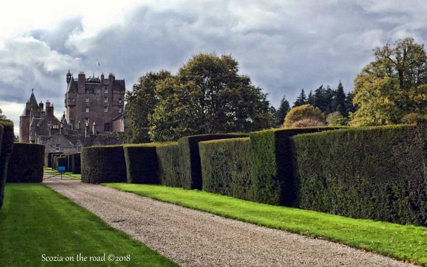 glamis scozia - castelli in scozia