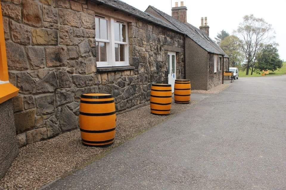 un tour tra le distillerie scozzesi