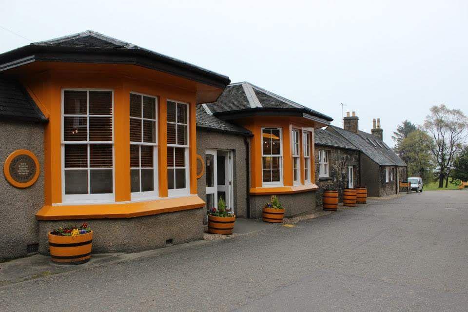 distillerie in scozia