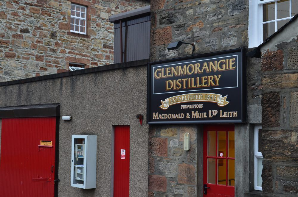 Un tour tra le distillerie Scozzesi - glenmorangie distillery scozia