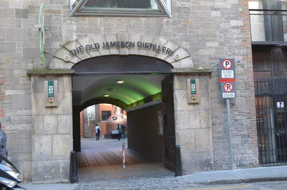 dublino, jameson distillery