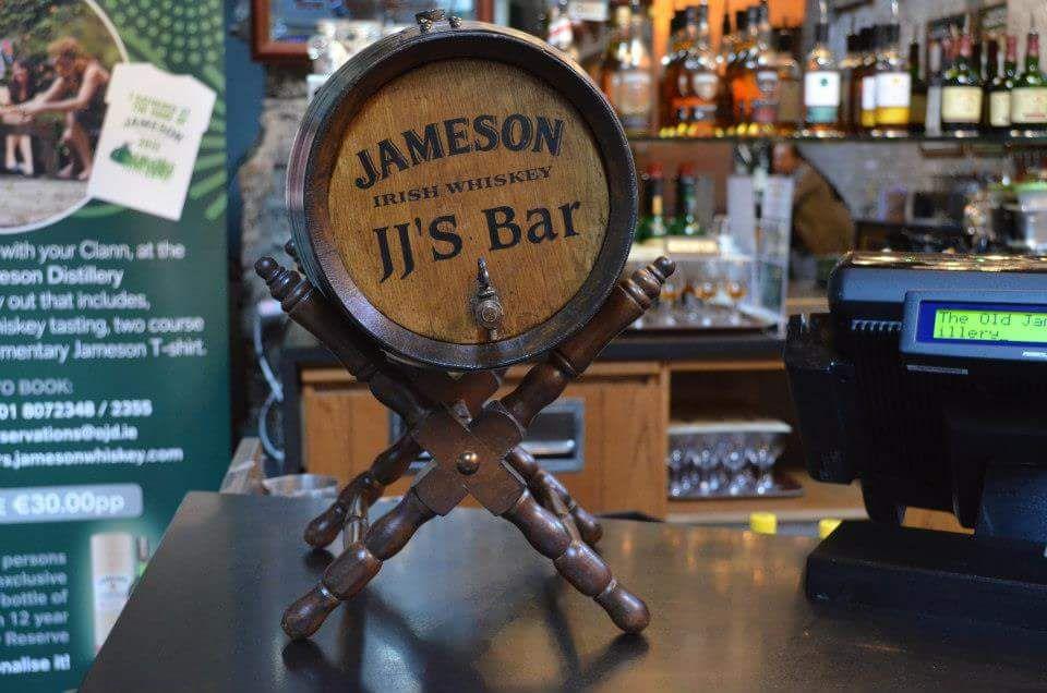 old jameson distillery - distilleria dublino
