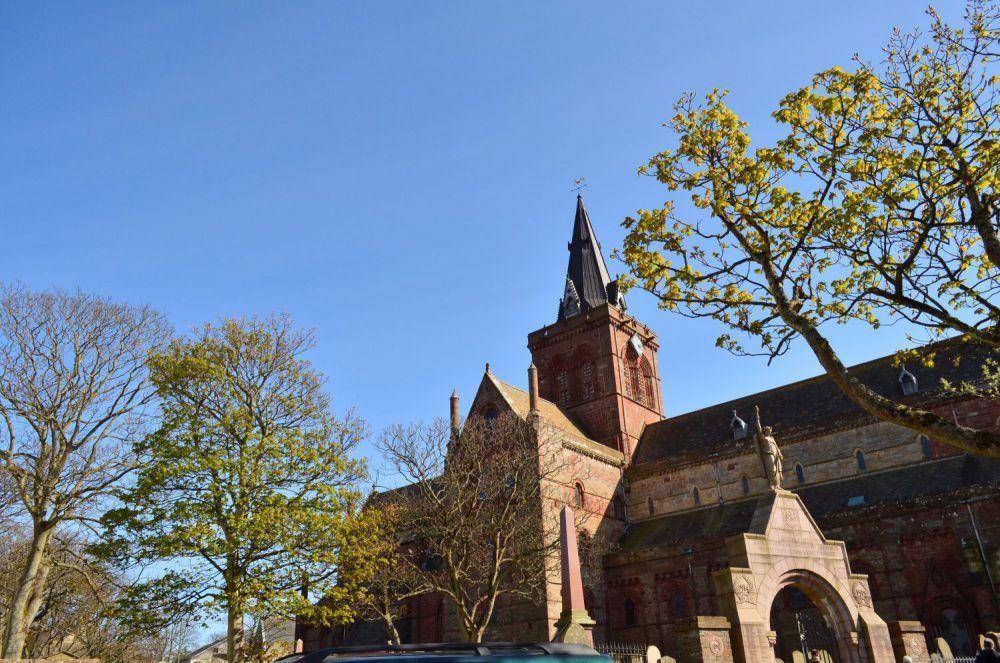 cattedrale di st mungus