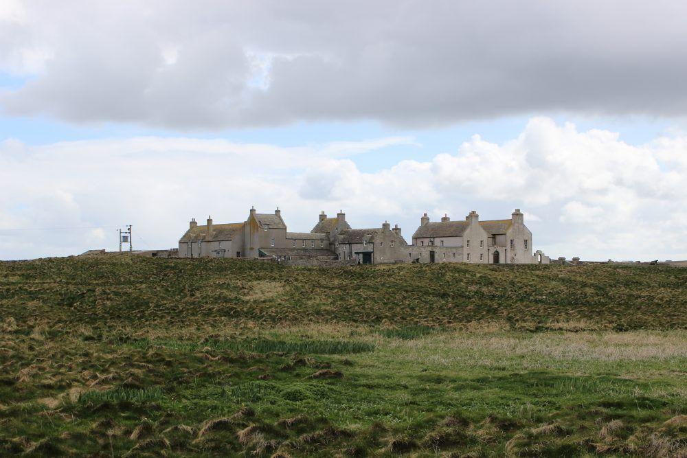orcadi, skaill house