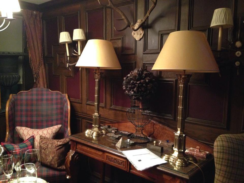 albergo romantico a Edimburgo