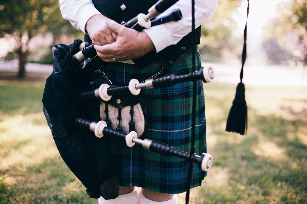 Il Kilt scozzese e la sua storia - abbigliamento scozzese