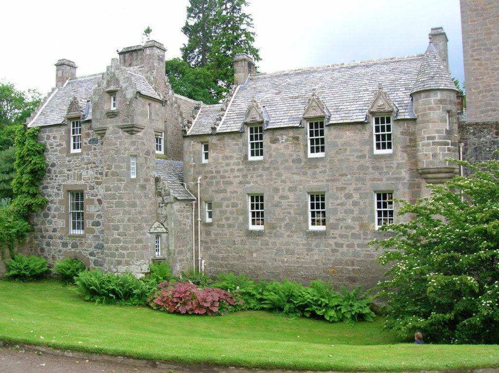 Cawdor Castle, castelli scozzesi delle Highlands