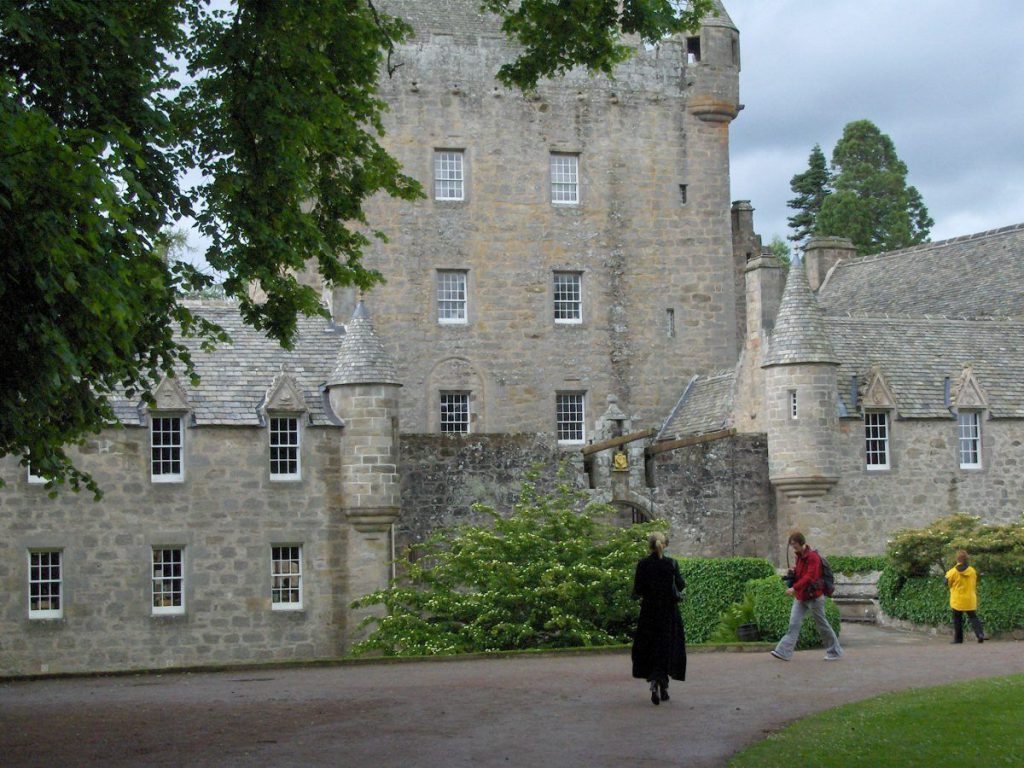 cawdor castle, castelli romantici scozia