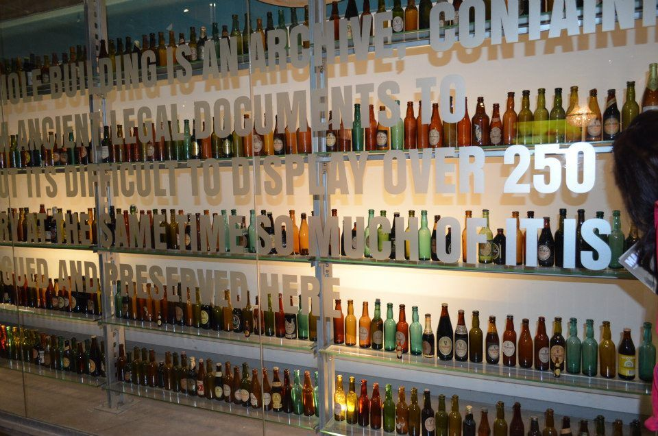 bottiglie di birra Guinness