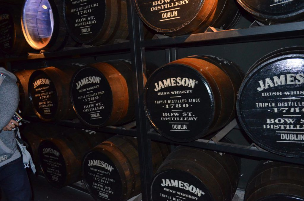 old jameson - whisky irlandese