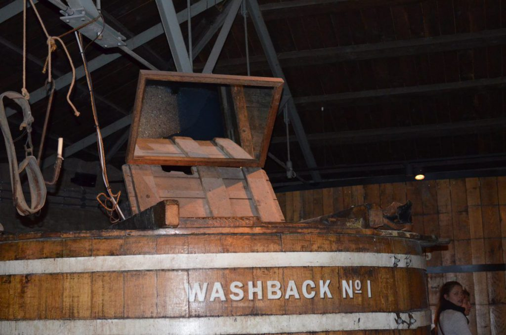 old jameson distillery - distillerie dublino