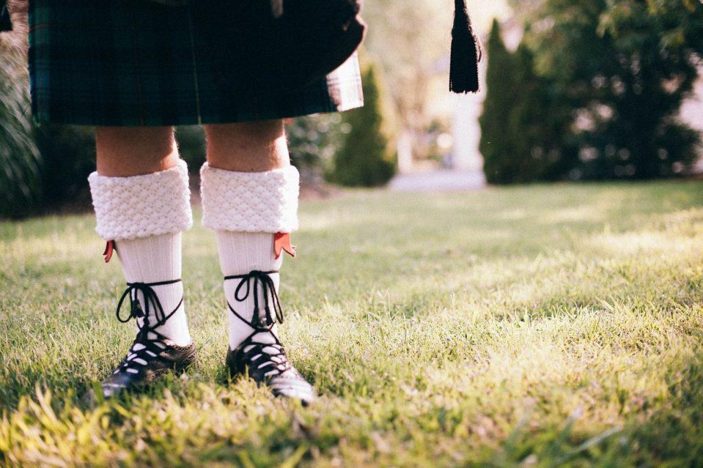 kilt originale scozzese - kilt scozzese - abbigliamento scozzese