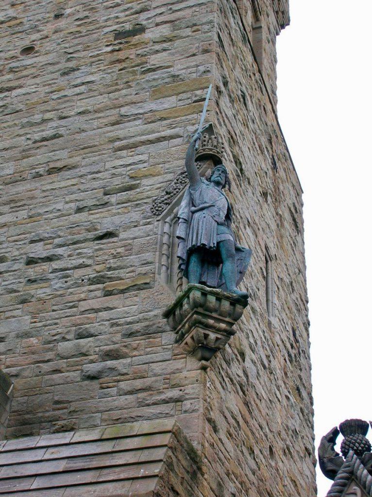 statua di wallace