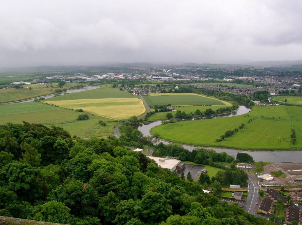 National Wallace Monument: Stirling e Braveheart