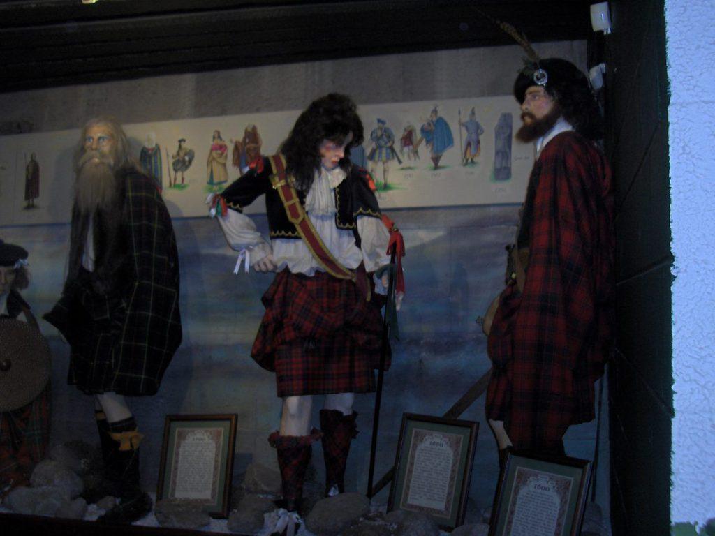 il kilt scozzese e la sua storia - kilt scozzese originale - abbigliamento scozzese