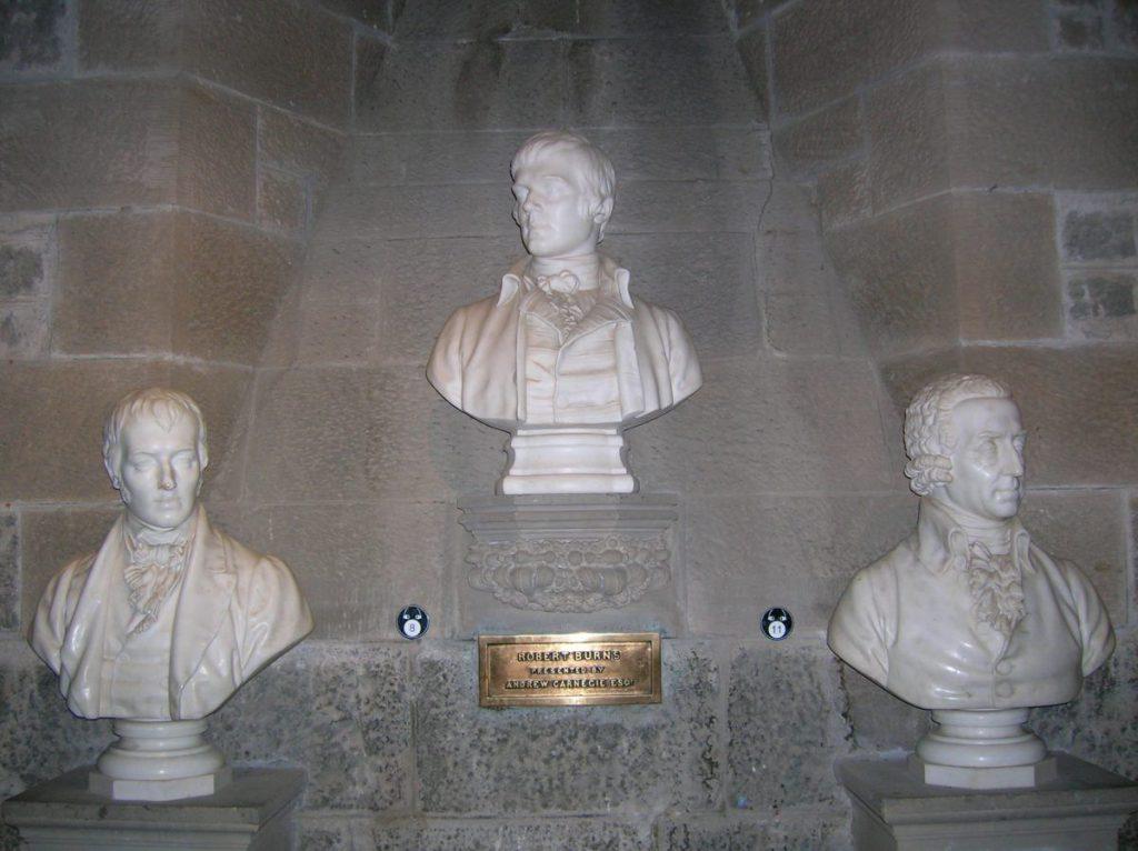 statue bianche