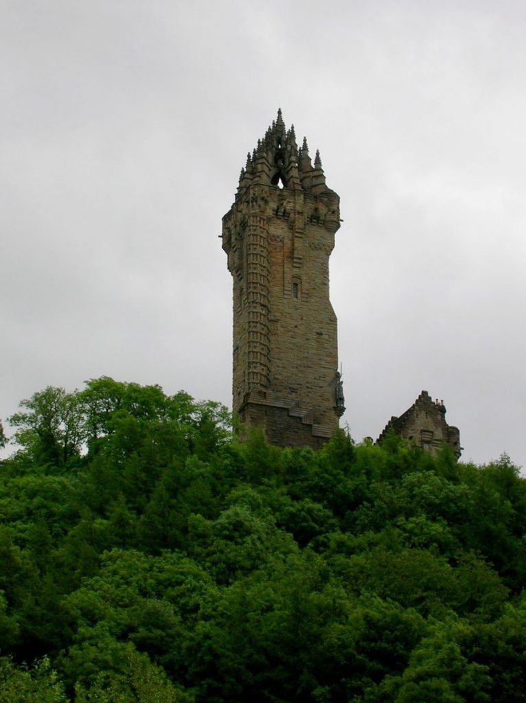 National Wallace Monument Stirling - Braveheart