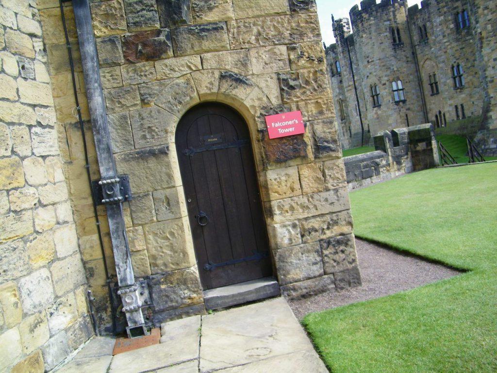 Il castello di Hogwarts