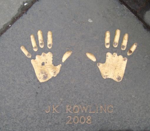 edimburgo jk rowling