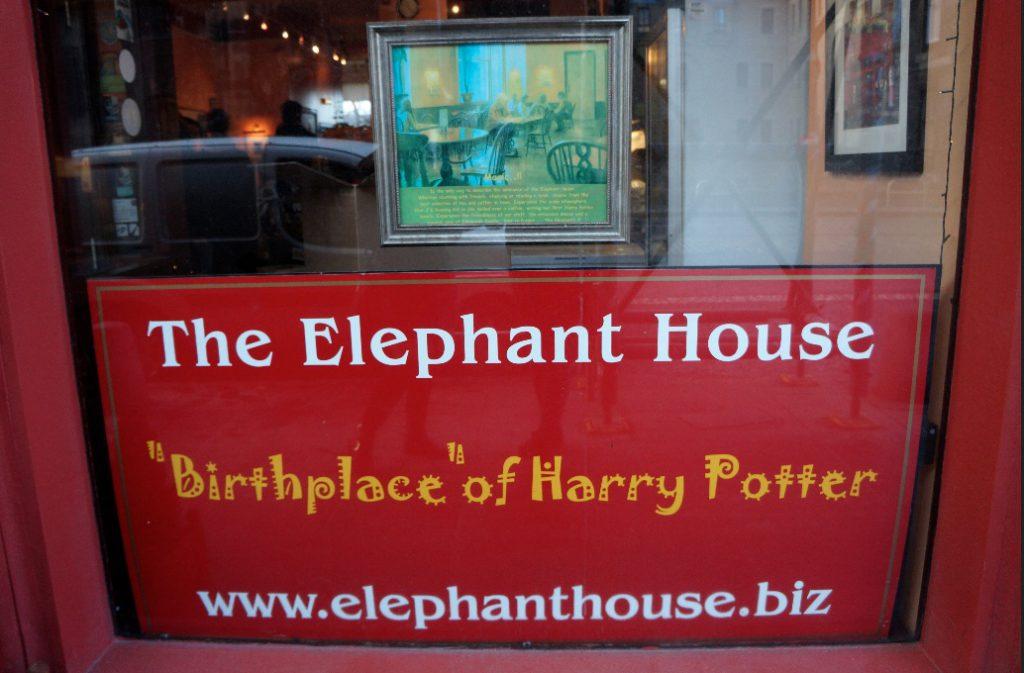 eimburgo the elephant house