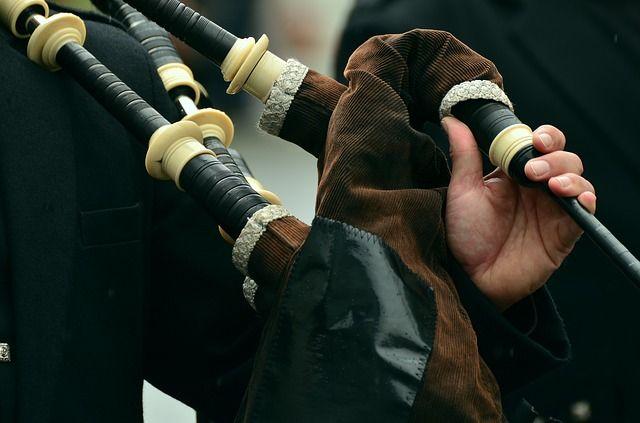 La cornamusa scozzese e la sua storia