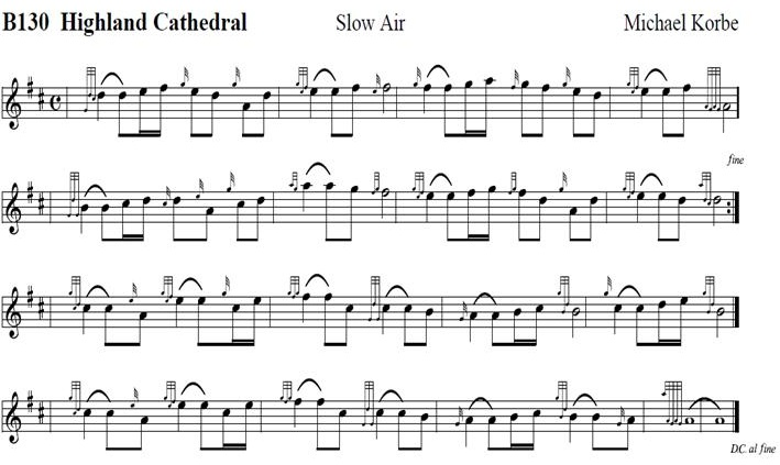 cornamusa melodia