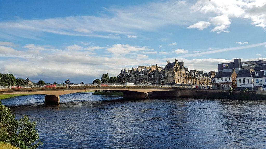 inverness ed i suoi ponti