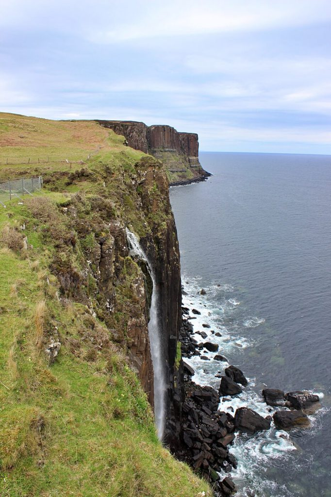 kilt rock e metal falls
