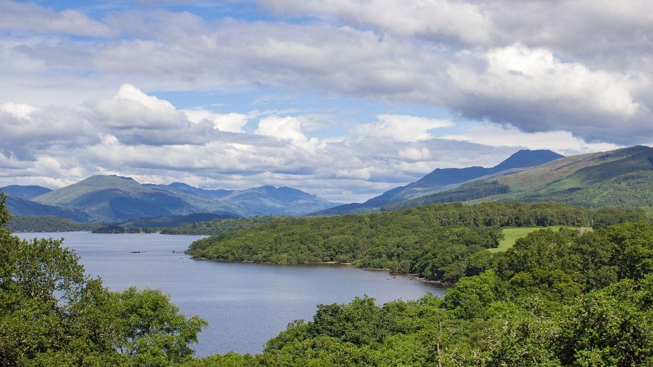 loch Lomond, 7 giorni in Scozia itinerario da Edimburgo
