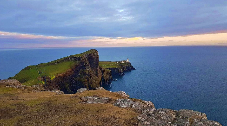 neist point lighthouse - itinerario isola di skye