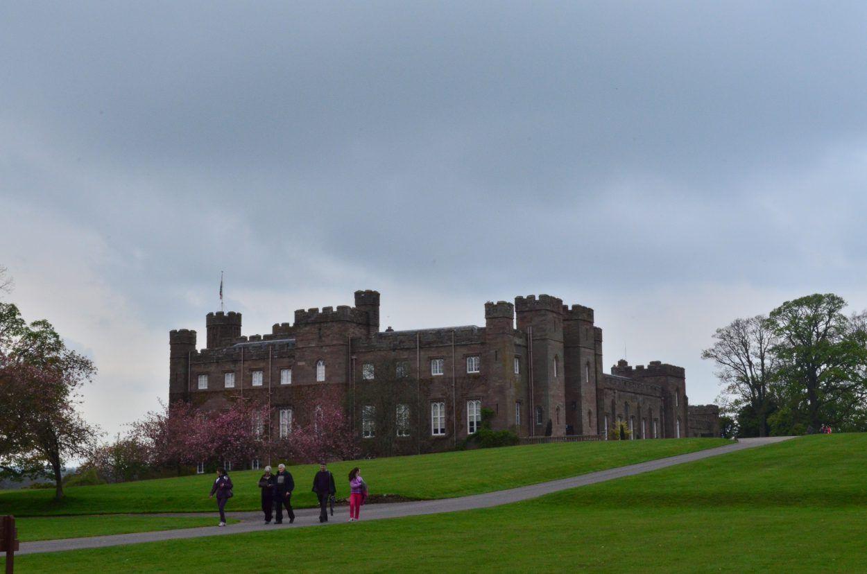 scone palace, 7 giorni in Scozia itinerario da Edimburgo