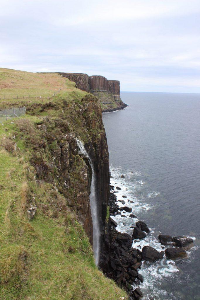 cosa vedere sull'Isola di Skye, kilt rock
