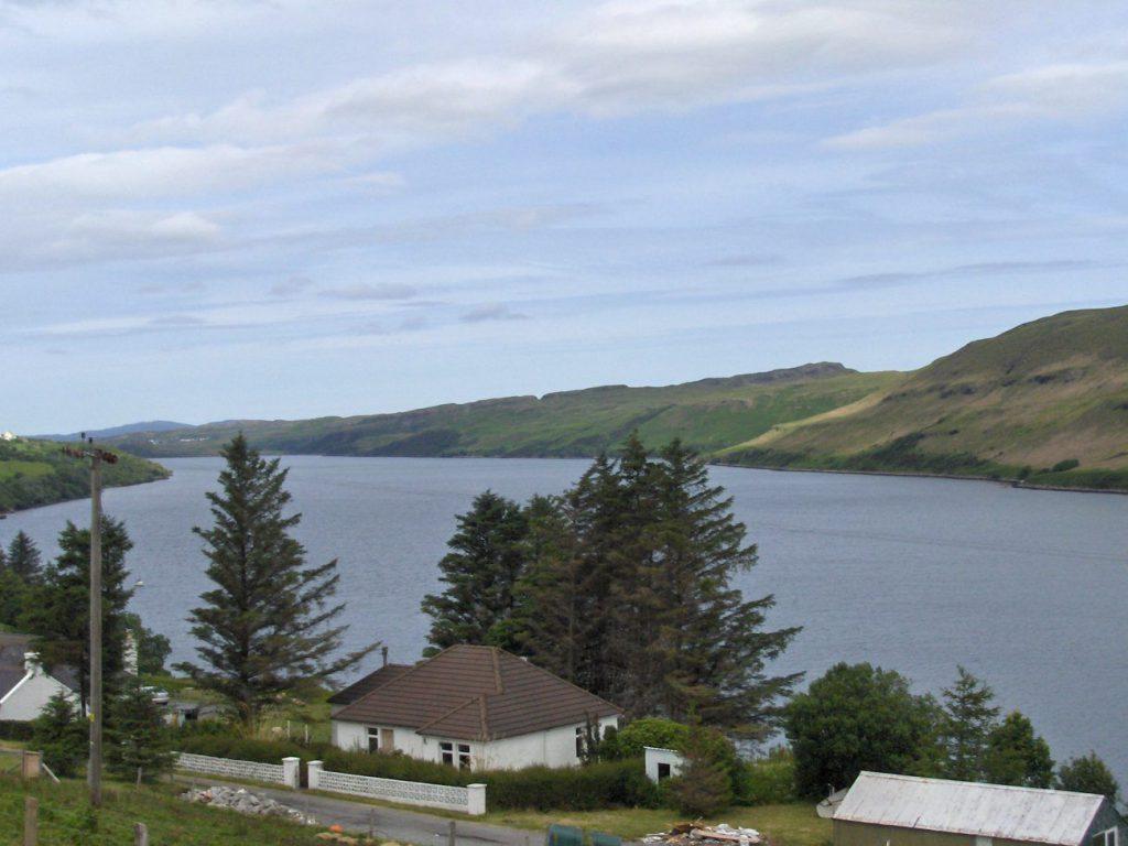 talisker bay - distillerie in scozia, Talisker bay - talisker distillery - whisky scozia - whisky delle highlands - whisky isola di skye