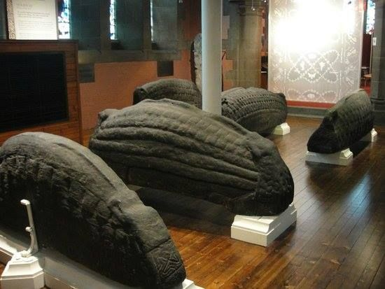 govan stones - itinerario glasgow