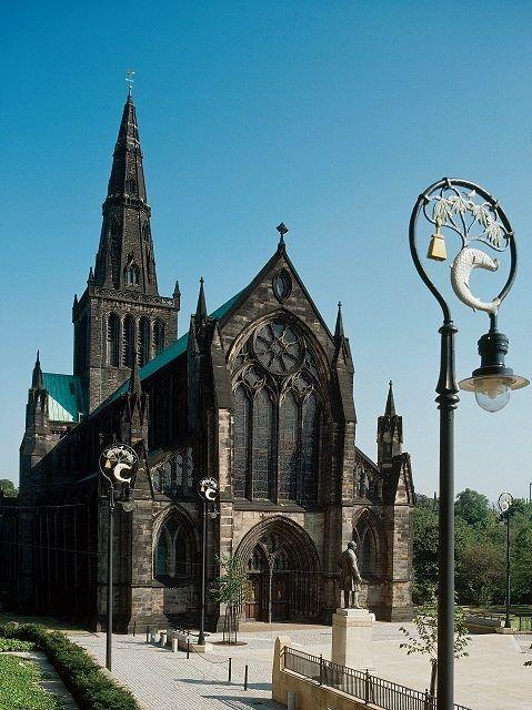cattedrale di Glasgow, St Mungo