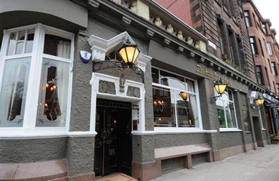 ristorante,3 Giorni a Glasgow tra musei e parchi