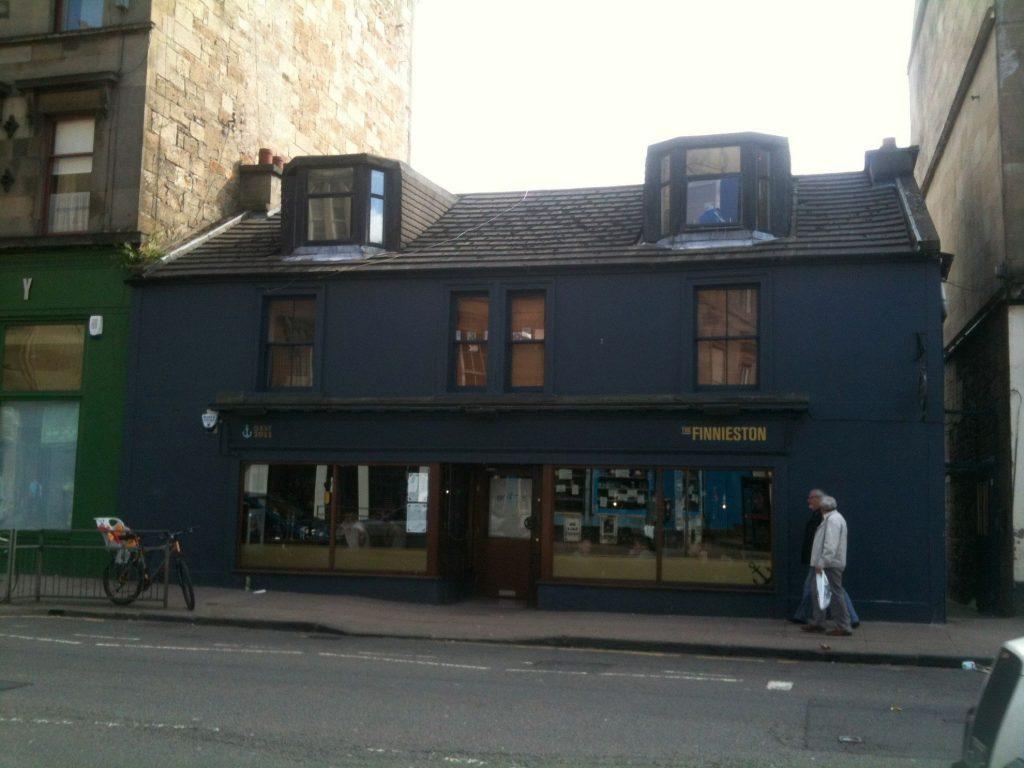the finnieston - dove mangiare a glasgow - cose da vedere a Glasgow - glasgow luoghi di interesse