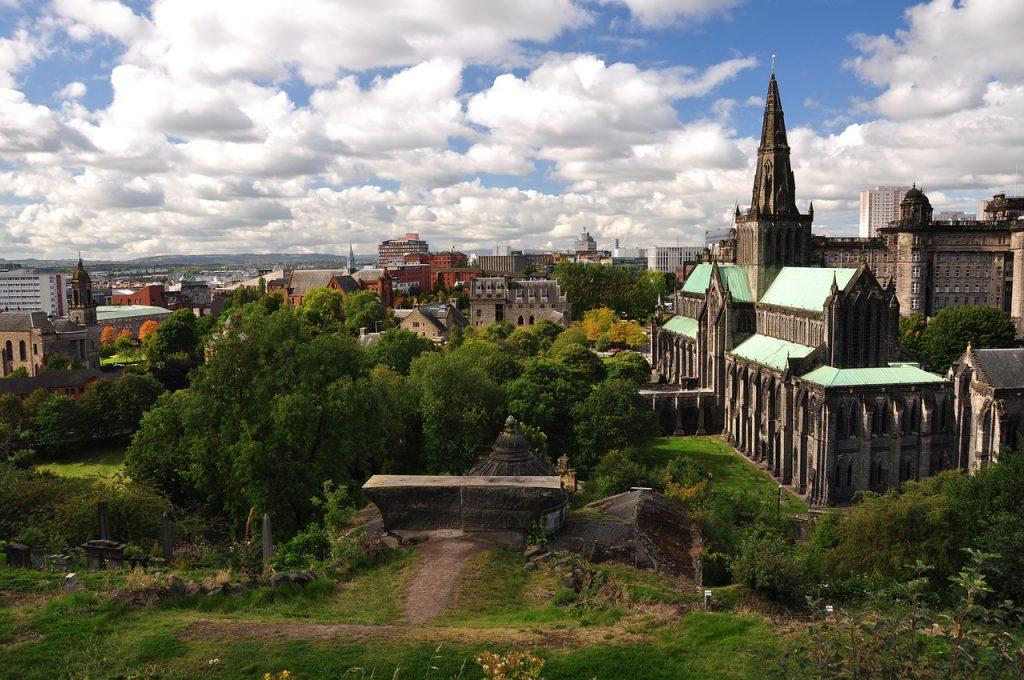 Glasgow città mistero