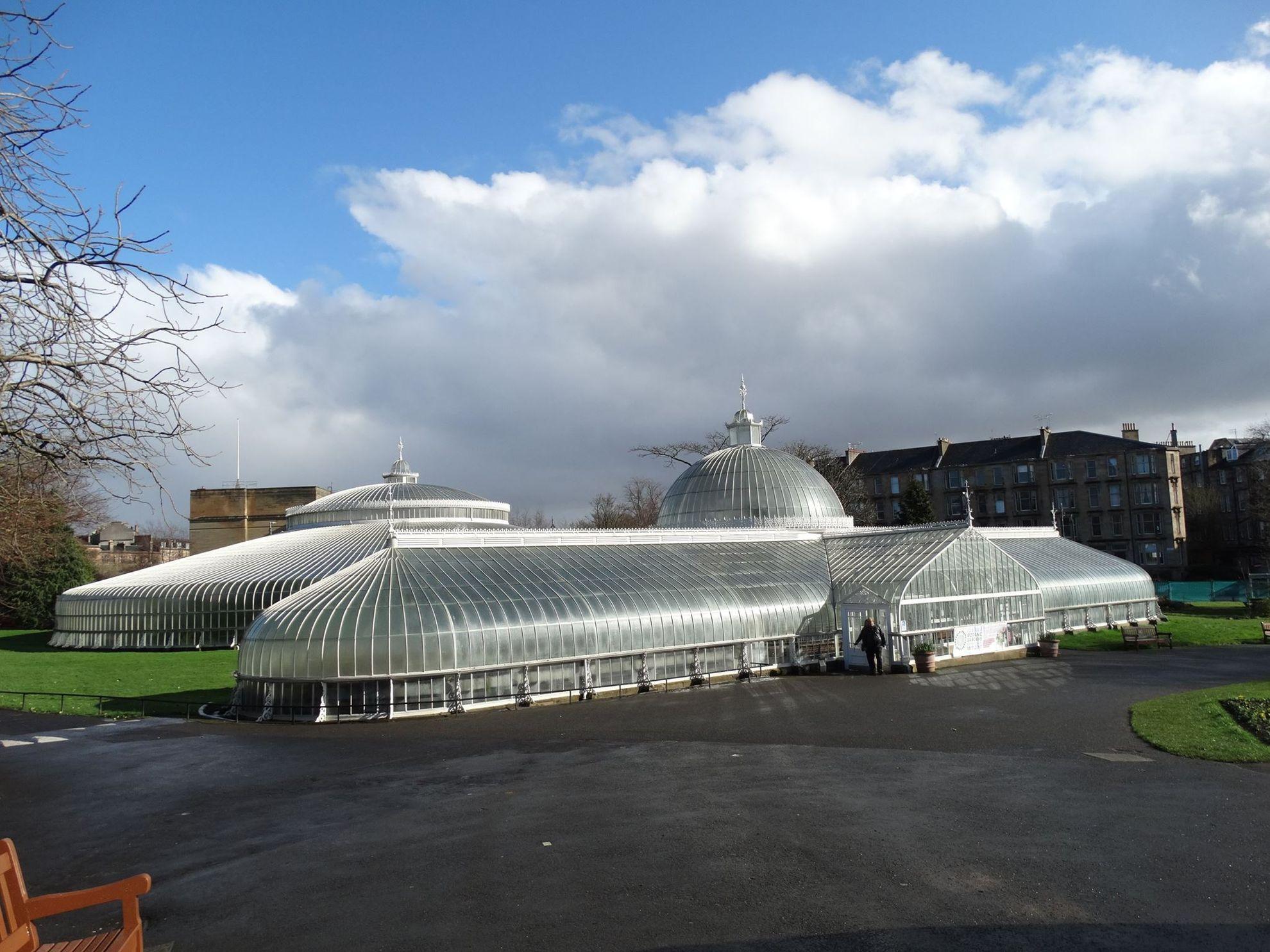 Itinerario di 3 giorni a Glasgow, giardino botanico