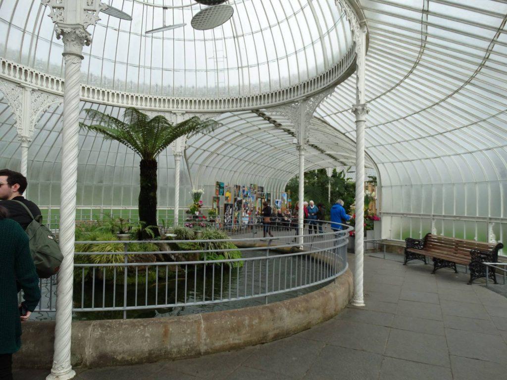 giardino botanico di Glasgow