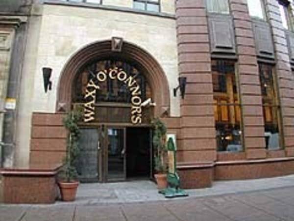 wayxy o'connor's pub, glasgow