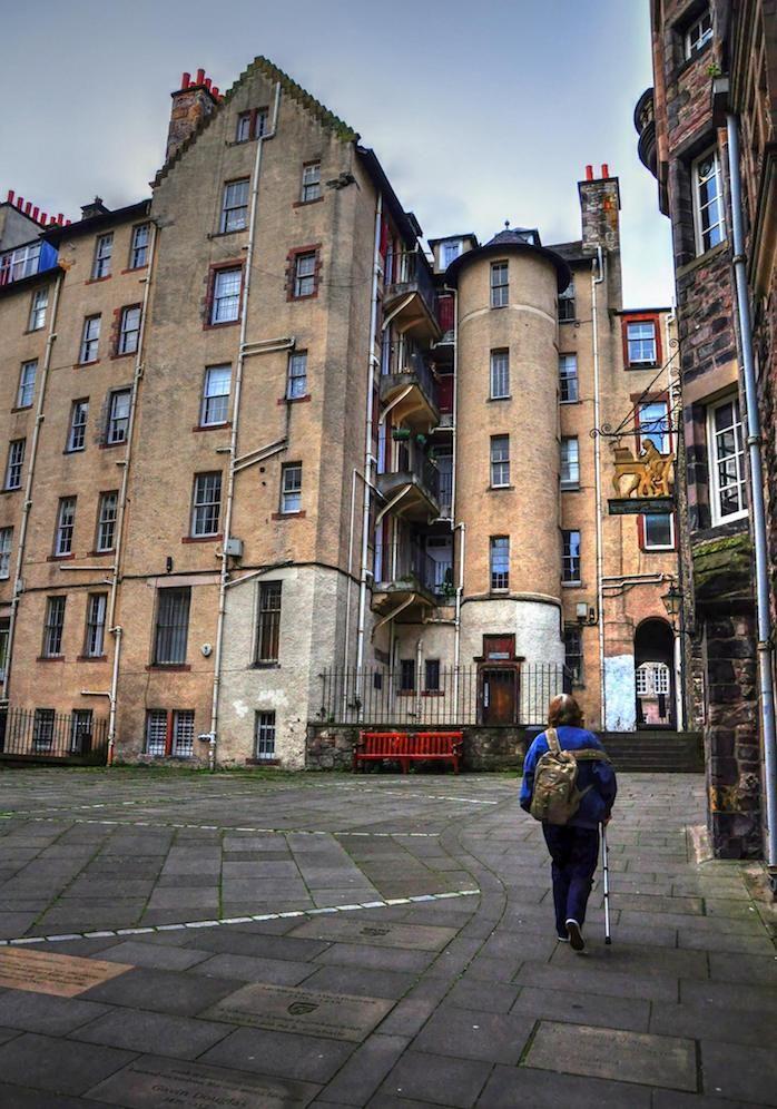 Spostarsi in autobus ad Edimburgo - muoversi a edimburgo