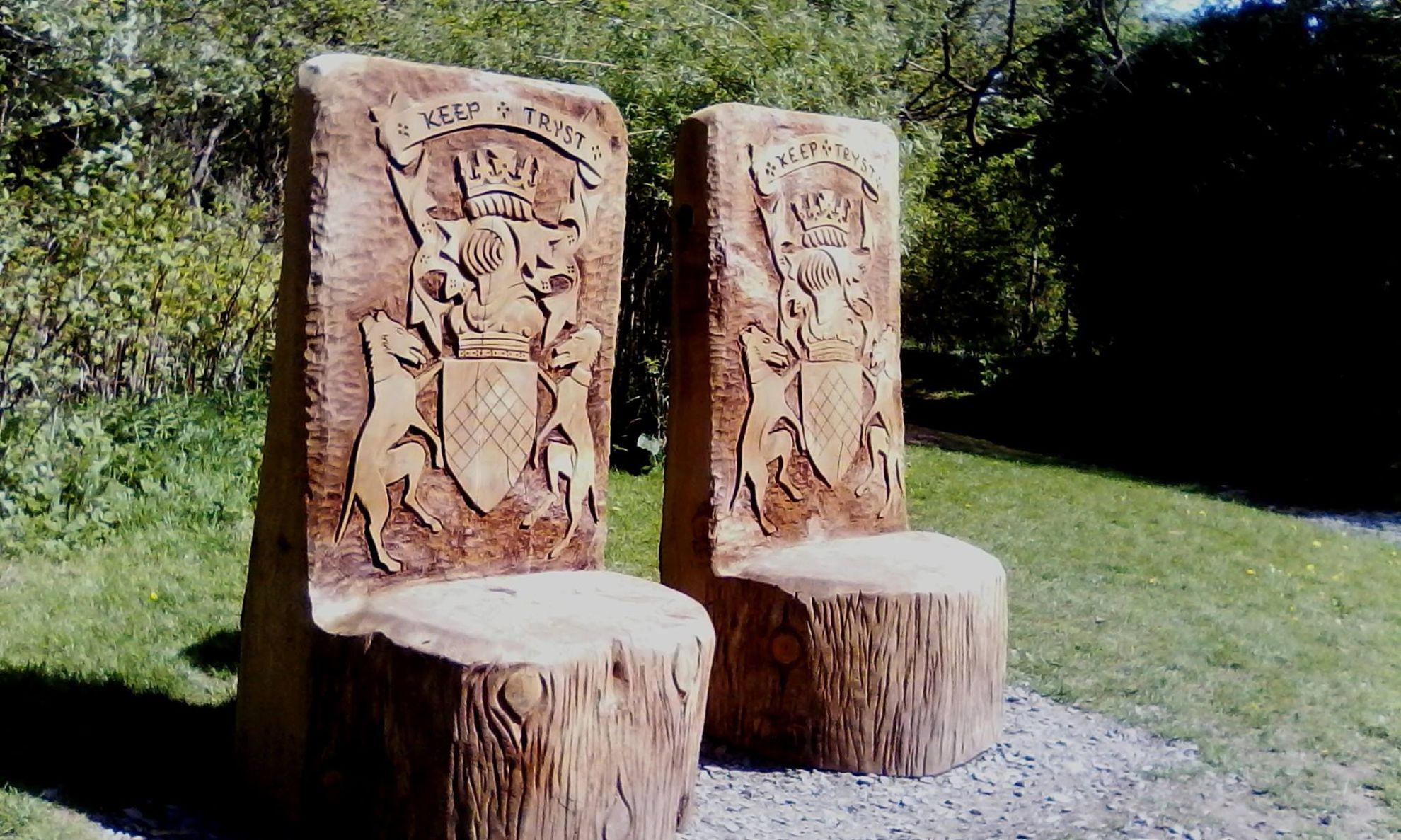 Lochwinnoch e Castle Semple Country Park