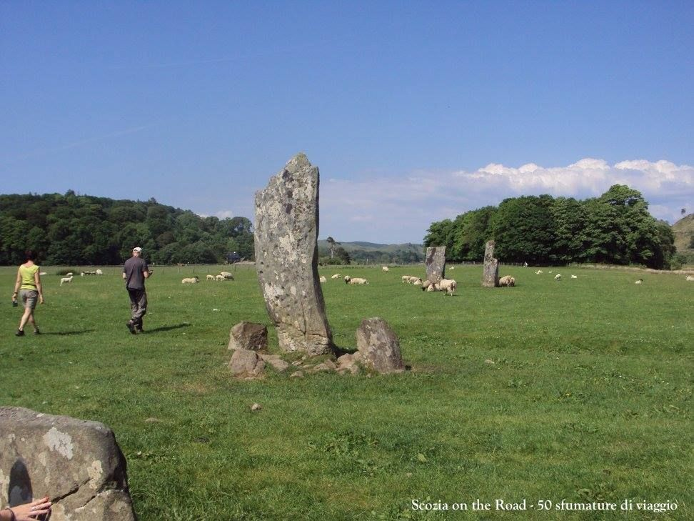 nether largie, Kilmartin Glen e Castle Sween